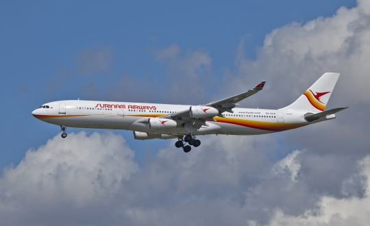 Surinam Airways expands its service to Florida by adding two