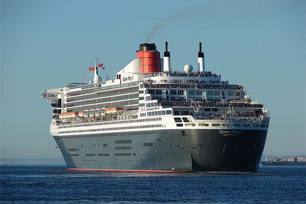 Red flags raised for new cruise terminal in South Africa