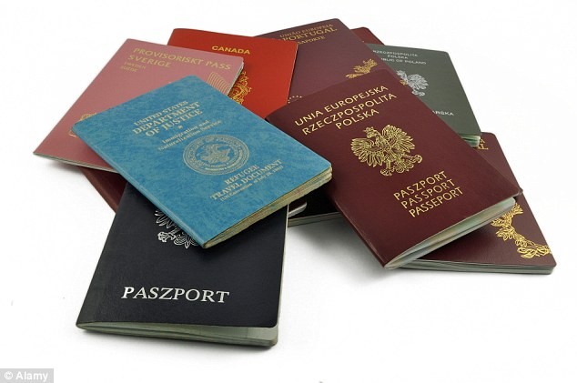 world most powerful passports