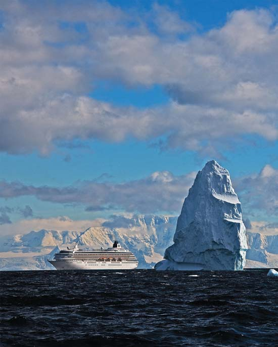 Crystal to return to Antarctic