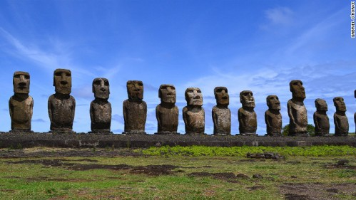 Where to go in Easter Island?