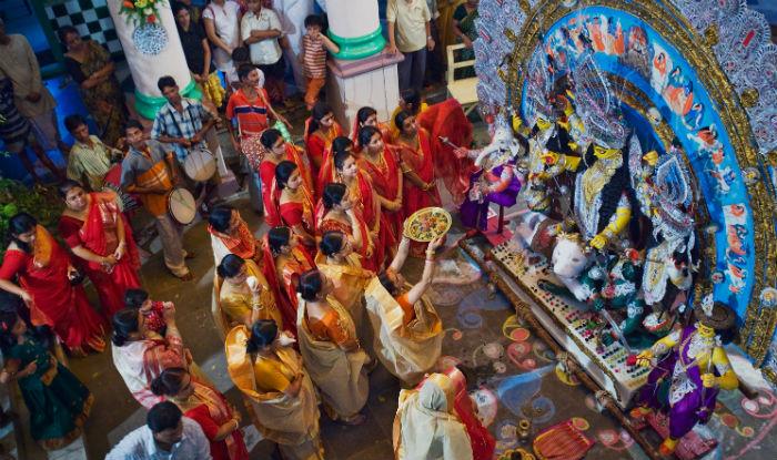 Masik Durgashtami festival in india