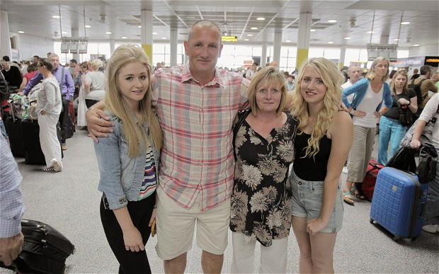 Holidaymakers anger over Red Sea travel advice