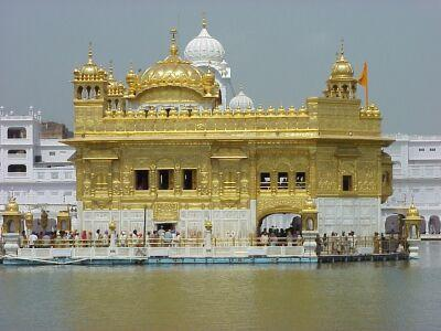 A Tour for Golden Temple with Srinagar