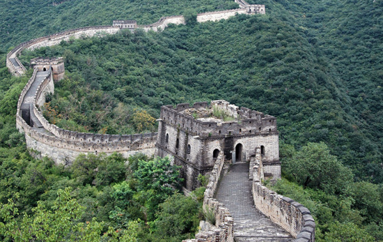 The Wild Wall, China