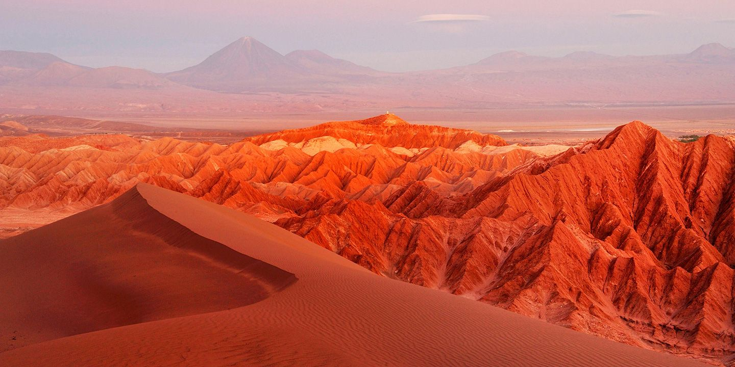 ATACAMA & EXPLORA LODGE � 4 DA