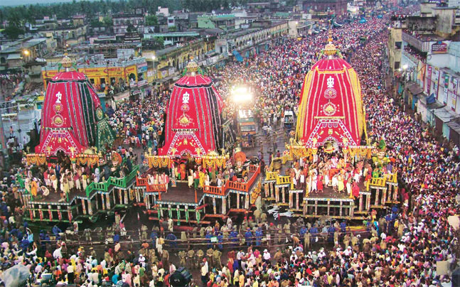 Puri Jagannath Rath Yatra