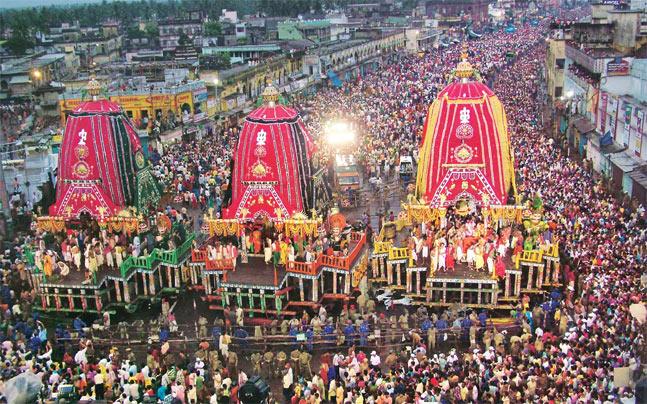 Puri Jagannath Rath Yatra