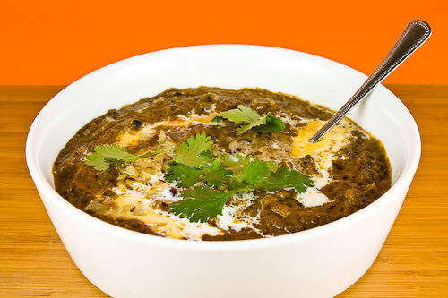 Delicious Indian Dish - Dal Makhani