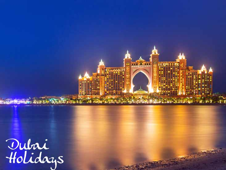 Simply Dubai 4N/5D - Diwali,Christmas,New Year Spe