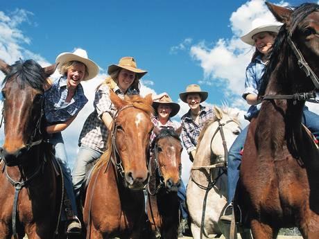 Rideem, cowboy! : Lone Ranger holidays