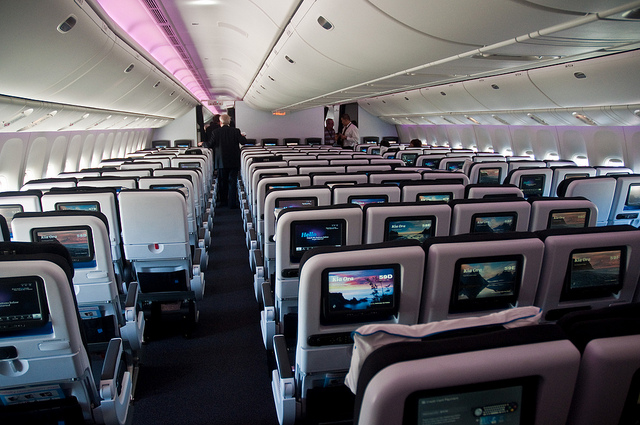 How to battle the shrinking airline seat