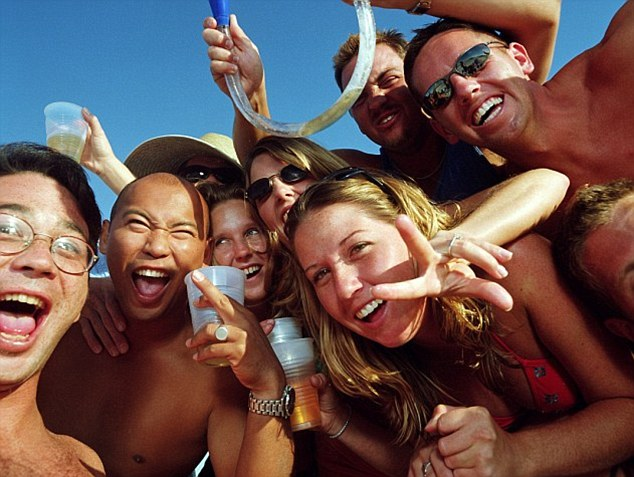 Young Brits warned about dangers of cheap alcohol abroad
