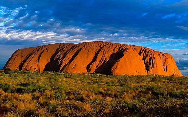 Uluru conducts world first Outback Symphony