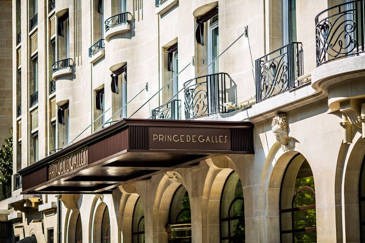 King George hotel adds luxury collections