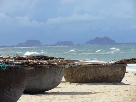 An Bang Beach, Vietnam