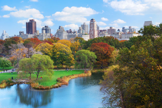A must 48 hours around New York city for nature lovers