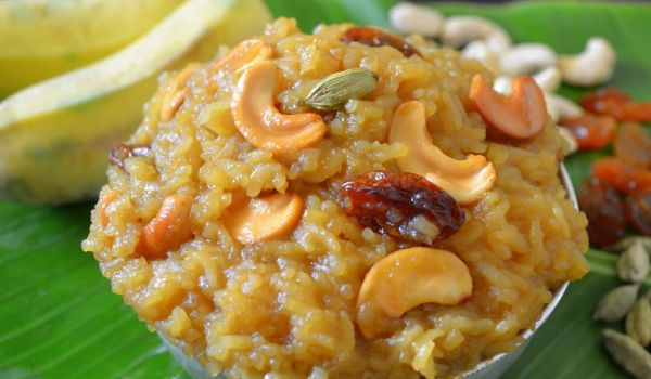 Sweet Pongal