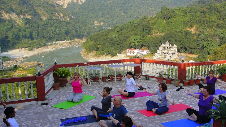 A Tour Package for Rishikesh Yoga