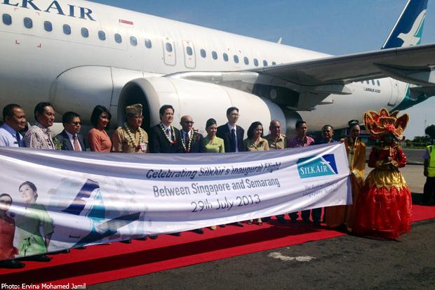 SilkAir Launches Flights to Makassar