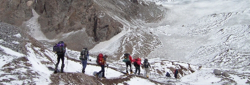 A Tour Package for Zanskar Trek