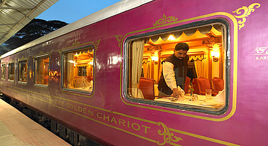 Awsome Package to  travel in Golden Chariot