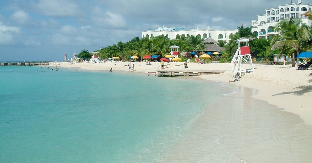 Doctor�s Cave Beach - Montego Bay