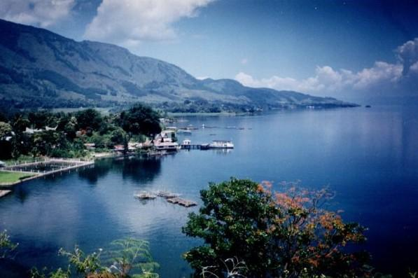 Lake Toba of Indonesia