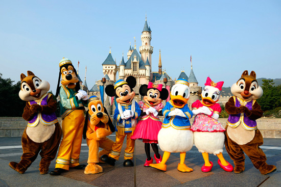 Tour Package for 4D Hong Kong + Disneyland