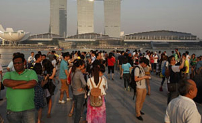 Malaysia targets 8 lakh tourists from India in 2014