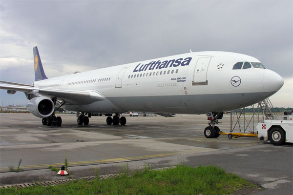 Lufthansa introduces direct Fr