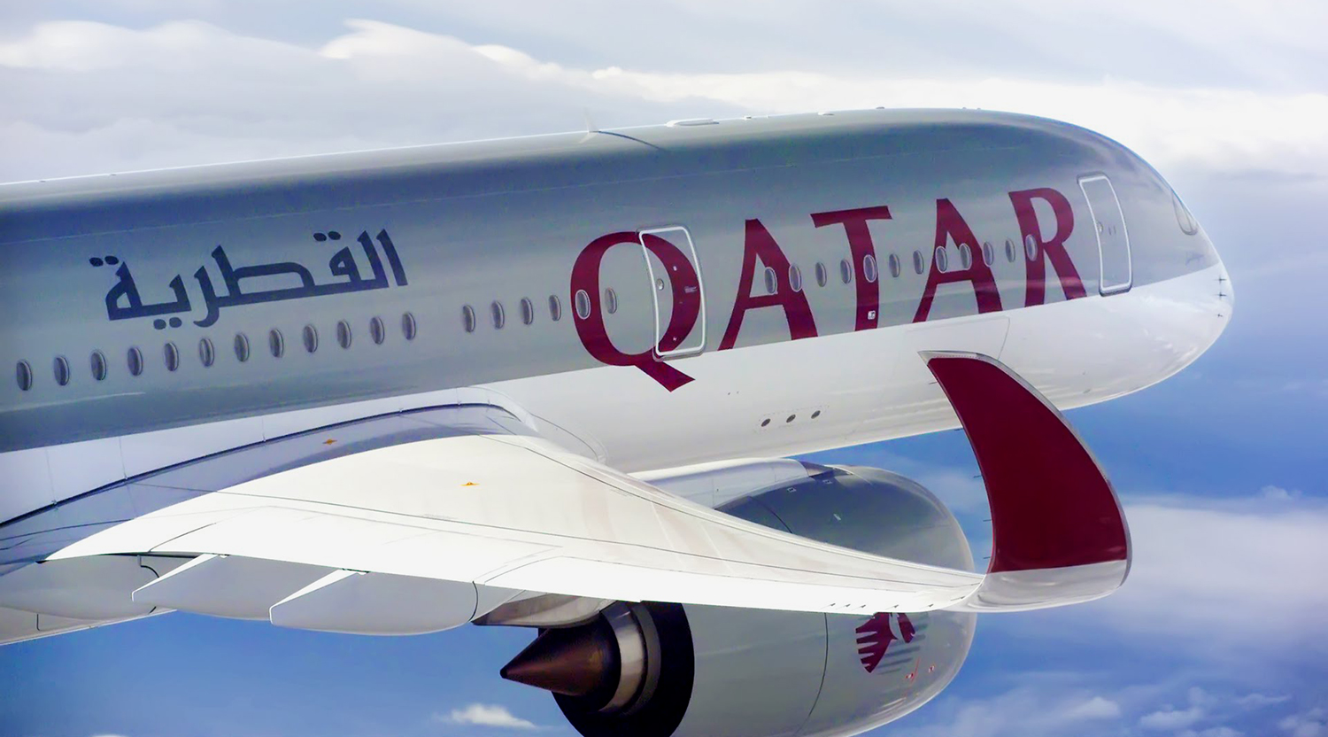 Qatar Airways in boosts flight