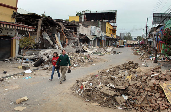 Easter Sunday Earthquake in Mexicali Sets Stage for San Andreas Quake?
