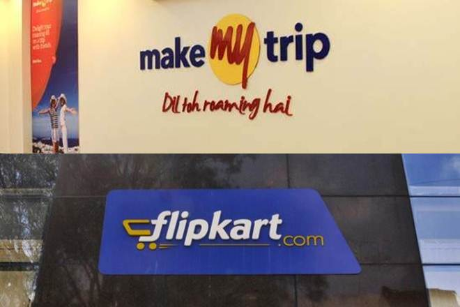 MakeMyTrip want  to leverage Flipkart's platform to drive  t