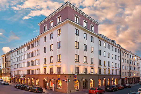 Radisson Blu strengthens prese