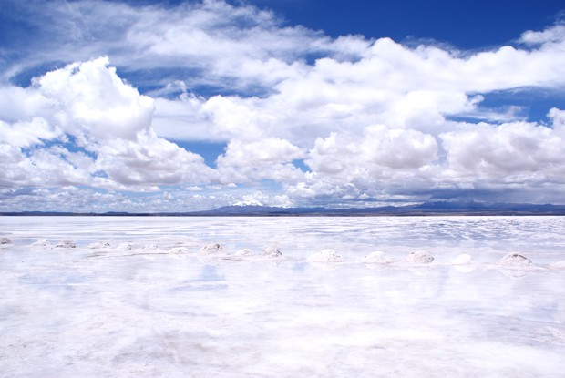 Uyuni - the one that has got a pen
