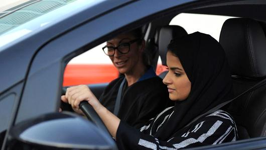 Why is Saudi Arabia is imprisoning anti-driving-ban activist
