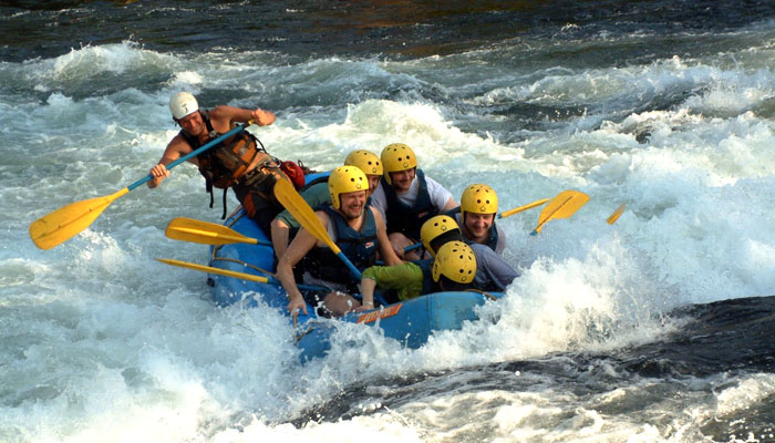 Adventurous Rishikesh Tour Package