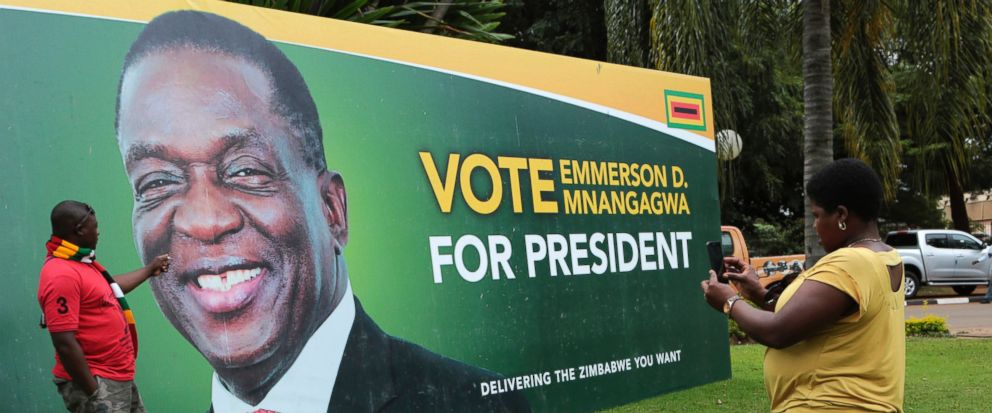 Zimbabwe sets 1st post-Mugabe on elections for July 30