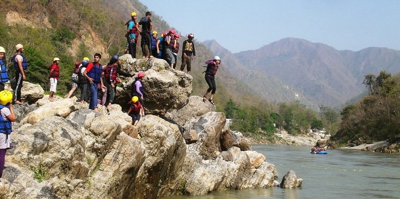 Adventurous Rishikesh Tour Pac