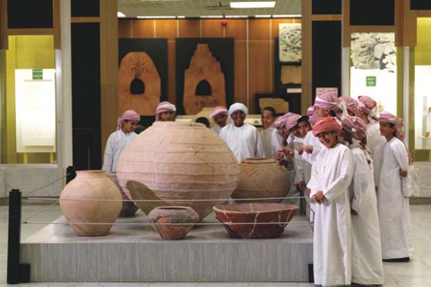Abu Dhabi to showcase its heritage
