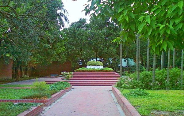 Nazrul Islam Graveyard