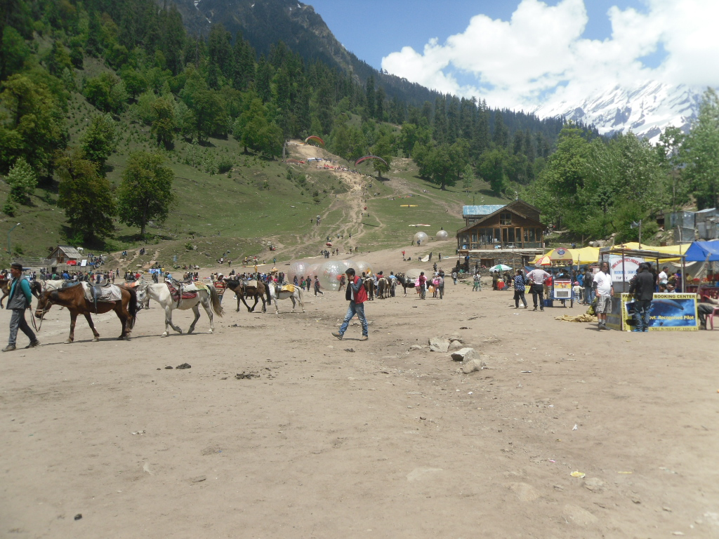 Sholang Valley Manali 201