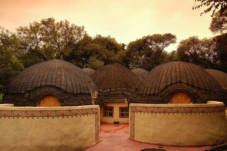 Lesedi - Zulu huts