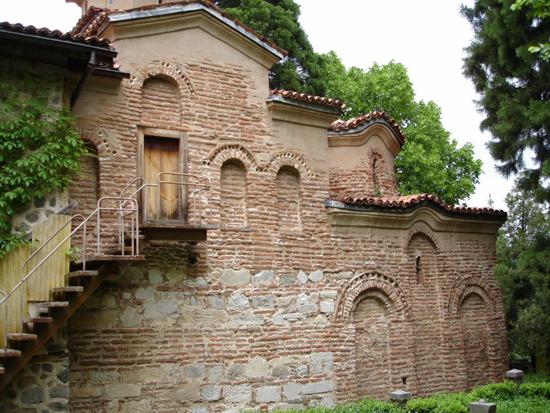 Medieval Orthodox Boyana Church