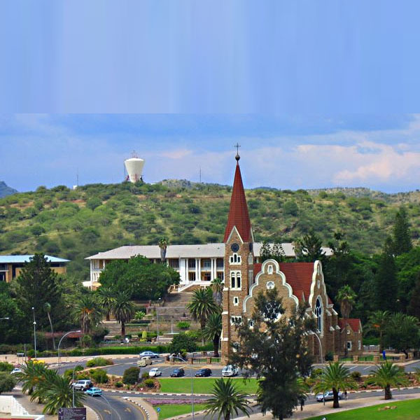 Windhoek Through My Lenses