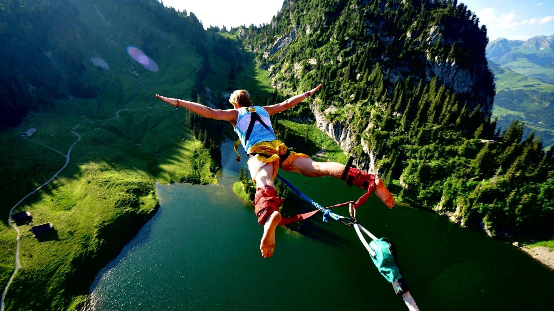 bungee_jumping ,Rishikesh