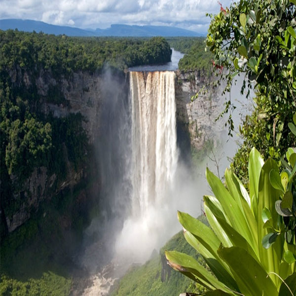 Kaieteur Falls in Kaieteur National Park
