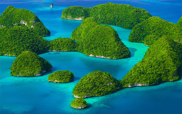 Koror, Palau - An Island Paradise Offering Unique Experiences