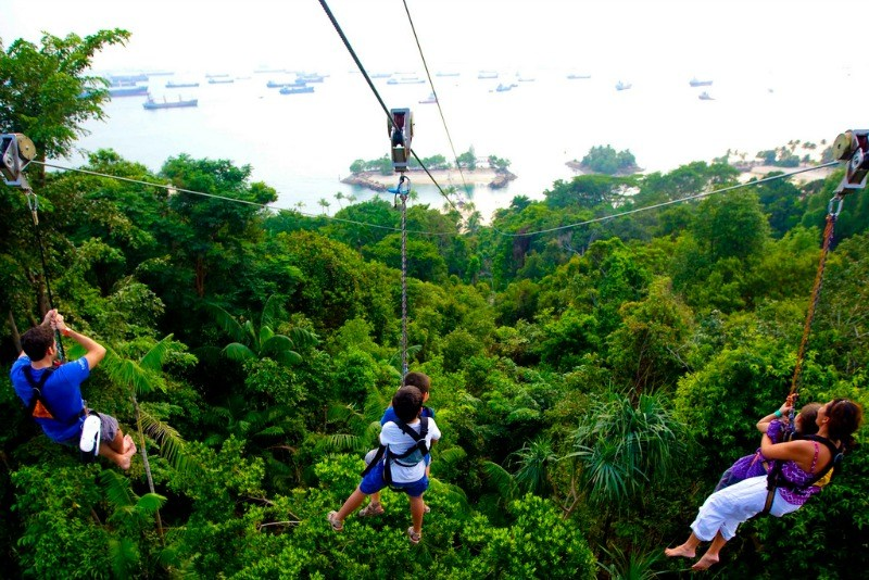 best adventure sports in Singapore